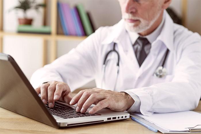 Oprogramowanie medyczne dla lekarzy