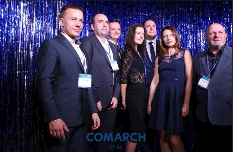 Partnerstwo Comarch 2018