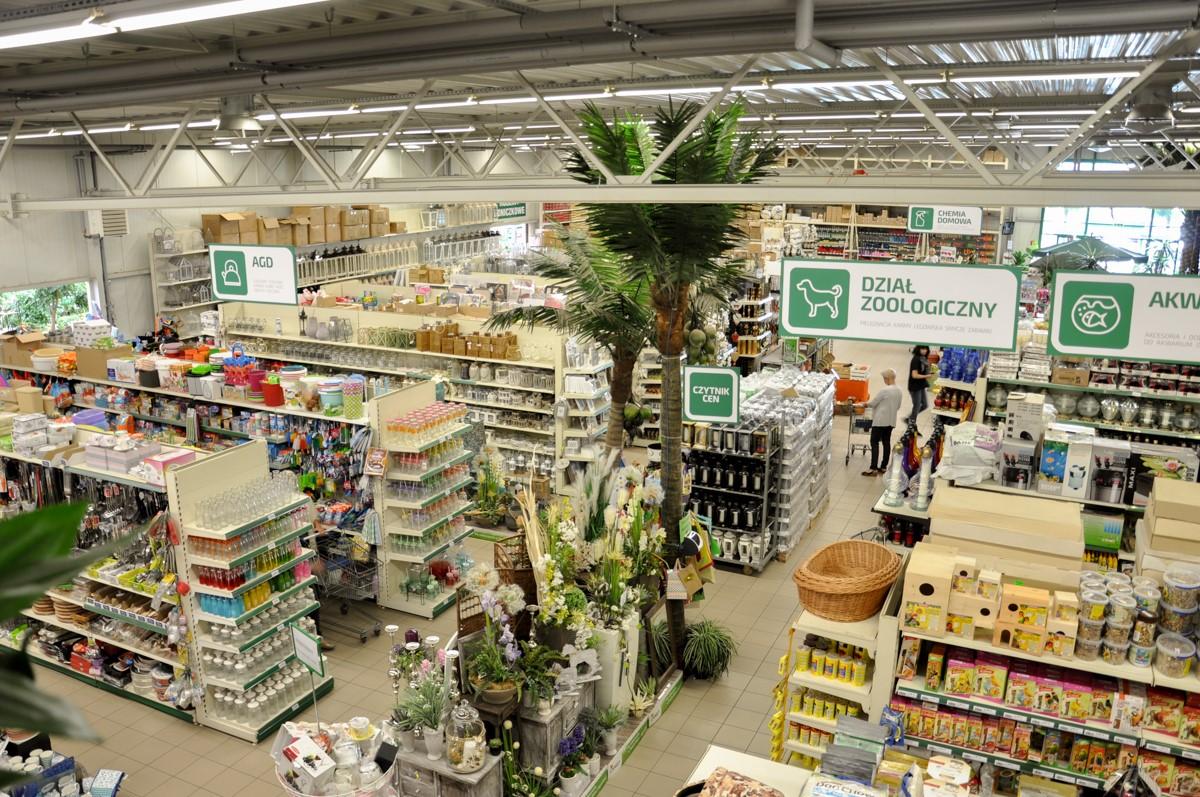 Bogaty asortyment Centrum Ogrodniczego