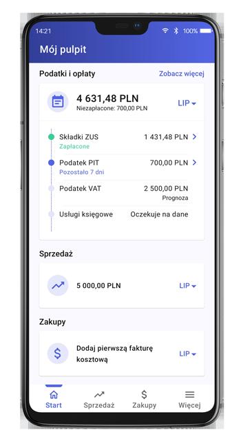 Aplikacja Comarch Moje BR - oprogramowanie dla biur rachunkowych i ich klientów
